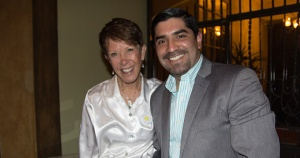 MaryFreeman & Dr Pablo Salamea